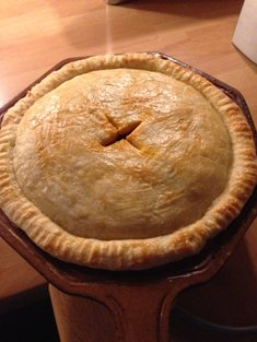 Spinat Pie