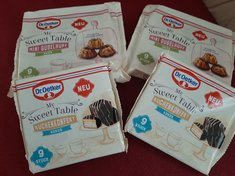 Dr Oetker Sweet Table