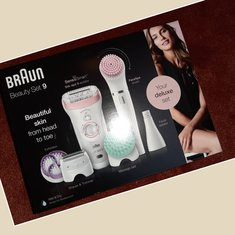 Super Beauty Set, bin begeistert