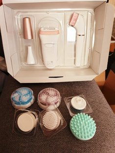 Es ist da ❤ Braun Silk 9 Beauty Set