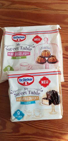 Dr. Oetker Sweet Table