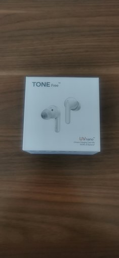 LG Tone Free - Mein Unboxing