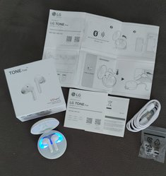 Neues Familienmitglied LG TONE Free
