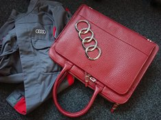 Business-Style bei Audi