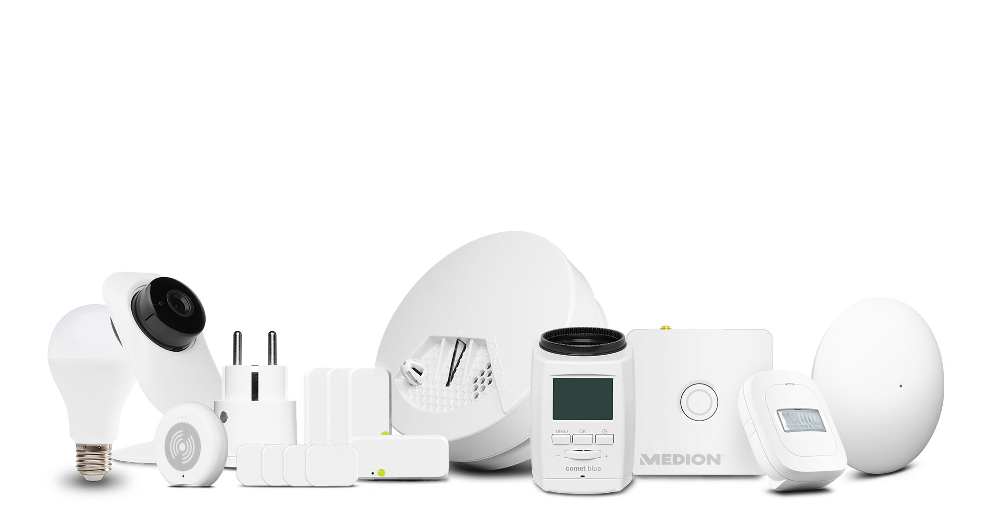 MEDION® Smart Home Zentrale alle