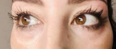 Tolle Wimpern mit I Love Extreme