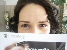 Maybelline Brow Satin - Mal was anders:-)