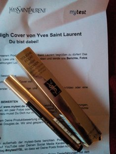 #Werbung – Touche Èclat High Cover von Yves Saint Laurent