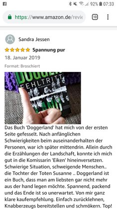 Amazon Rezension