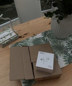 """Test-Woche 1 - """"Unboxing"""""""
