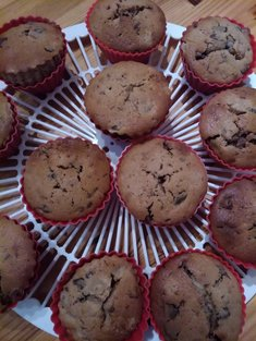 Chillout-Muffins