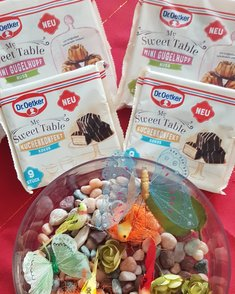My Sweet Table von Dr. Oetker